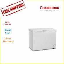 200 Liter Chest Freezer with removable basket - Brand New Auburn Auburn Area Preview