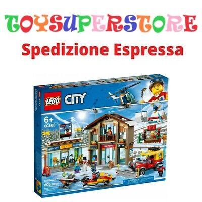 Lego City 60203 Stazione sciistica