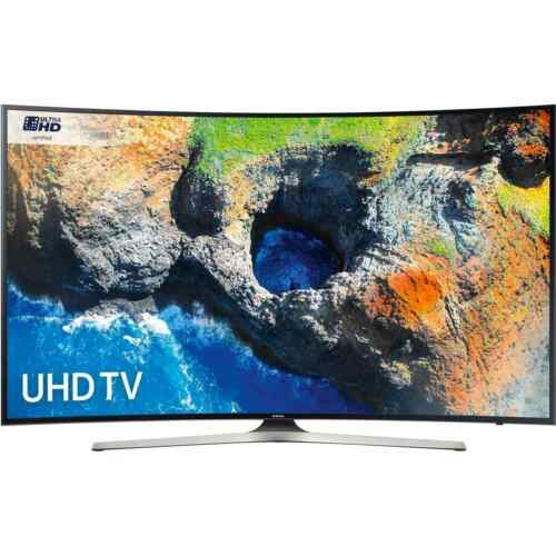 Samsung UE55MU6220 55 Inch Curved Smart LED TV 4K Ultra HD TV Plus 3 HDMI New