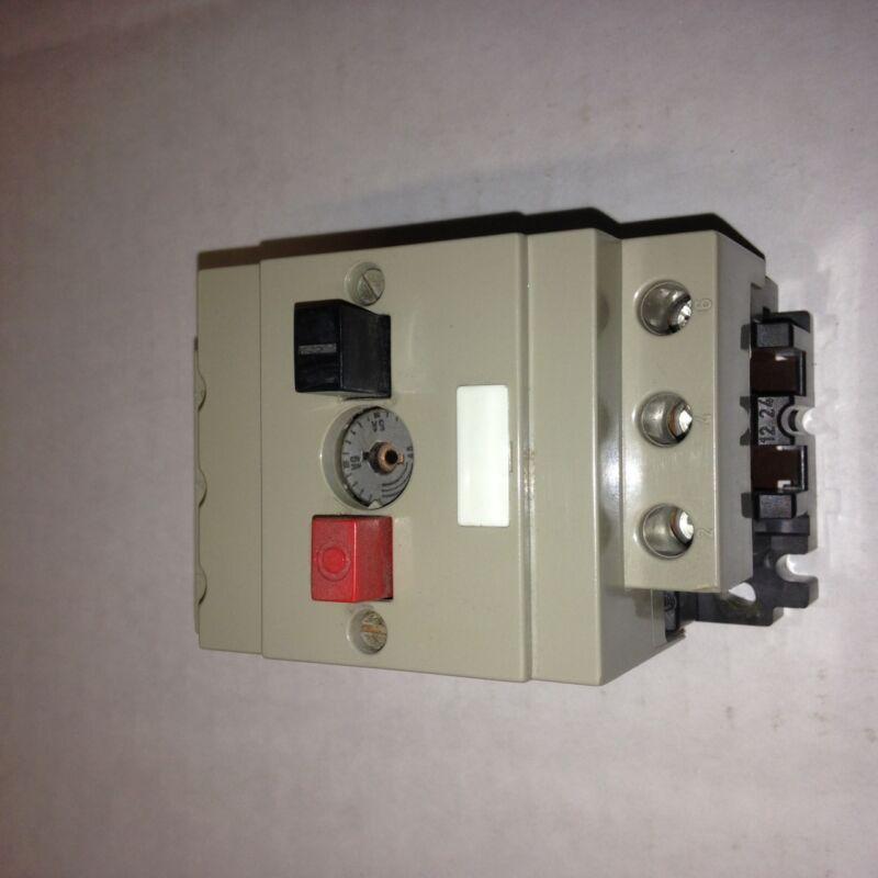 E-Nr910-201-170 AEG Manual Motor Starter 4-6A