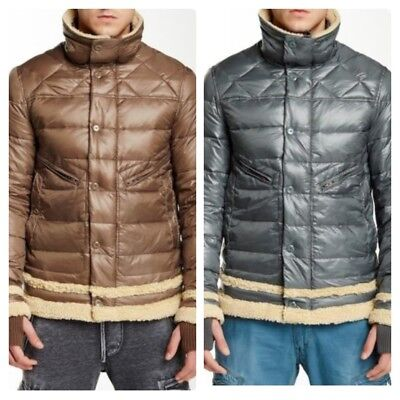 Men`s JET LAG Down Filled Parka Coat Sizes S to 3XL Puffer Padded Jacket