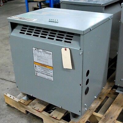 Jefferson 423-6006-325 Isolation Transformer. Kva26 Pri380 Sec230115