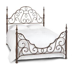 Bombay Deauville Queen bed
