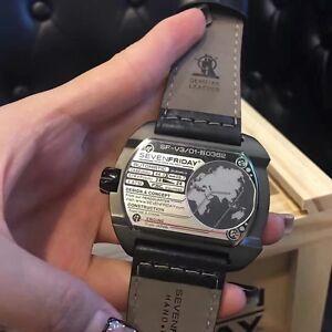 Seven Friday Luxury Watch
