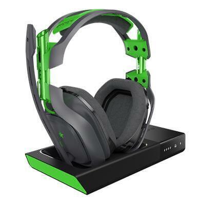 ASTRO Gaming by Logitech A50 Wireless Headset+Base Station XBOX Grey/green segunda mano  Embacar hacia Spain