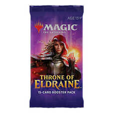 MAGIC THE GATHERING THRONE OF ELDRAINE - ENGLISH BOOSTER PACK SEALED | 1 PACK