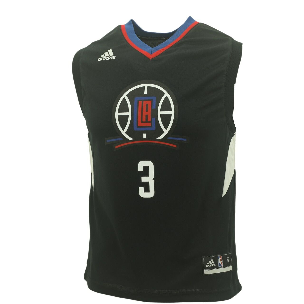bdf09a3d8ebb Adidas Kids Youth Size Chris Paul Los Angeles Clippers official NBA Jersey  New