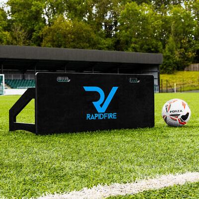 RapidFire Soccer Rebound Board | Multi-Skill Rebound Trainer | Single Or -
