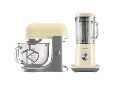 Kenwood KMIX Stand Mixer with 5 Litre Bowl and Blender (Cream)