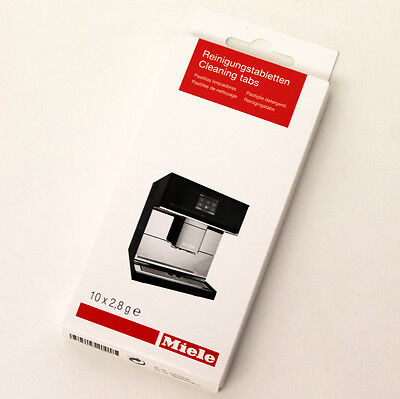 Miele Coffee Machine Cleaning Tablets (10 Tablets) Part 07616440  / 10270530