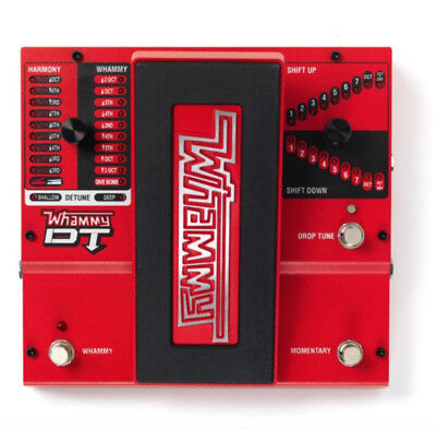 DigiTech Whammy DT Pitch Shifting Guitar Effect Pedal DIG0147