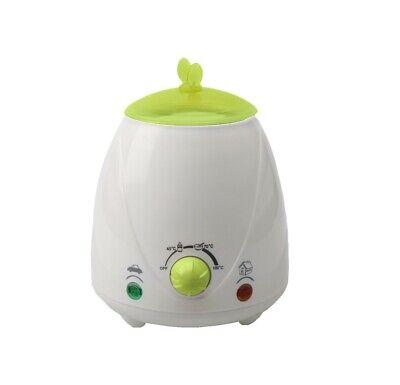 H+H Flaschenwärmer Babynahrung Babykostwärmer Haushalt und Auto 12V und Netzzeil