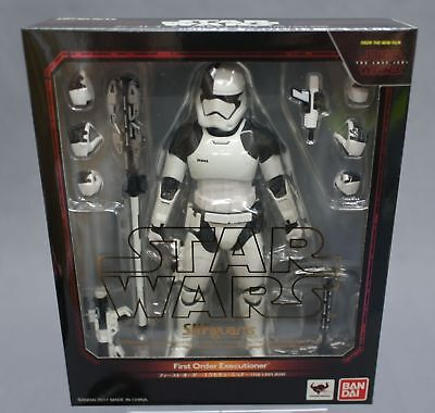 SH S.H. Figuarts First Order Executioner (The Last Jedi) Bandai Japan IN STOCK**