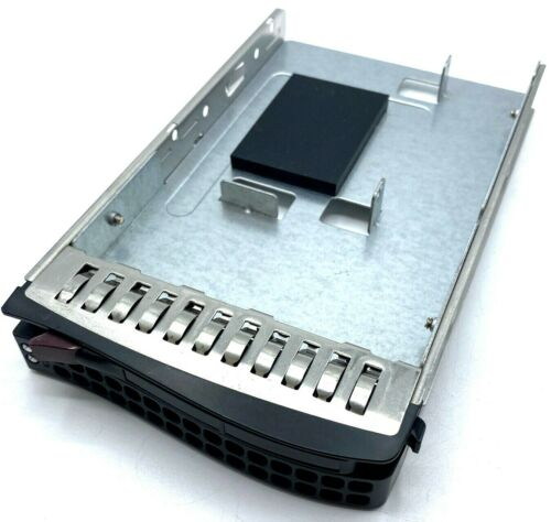 "SuperMicro MCP-220-00043-0N 3.5"" to 2.5"" Server HDD Converter Tray- 672042023912"