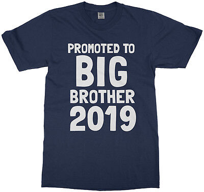 Promoted To Big Brother 2019 Youth T-Shirt Expecting Baby Gift