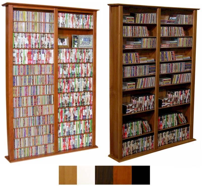 1508 CD 624 DVD Tower Storage DVD CD Rack 5 colors NEW