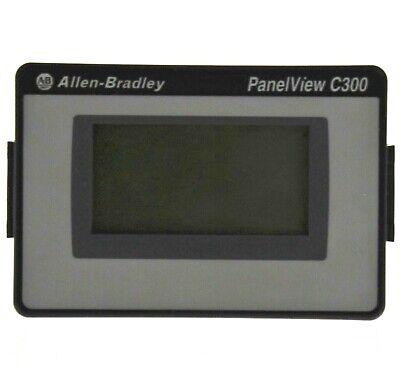 Tested Allen Bradley 2711c-t3m B Panelview C300 3 Monochrome Touchscreen