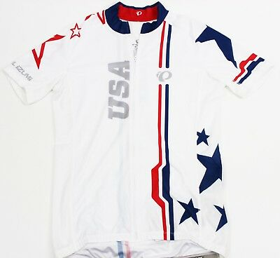 PEARL IZUMI Ride Men s Elite USA Cycling Jersey - Medium (M) 9b017c454