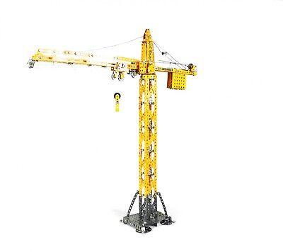 Metallbaukasten LIEBHERR Turmdrehkran 1008 tlg. von Tronico