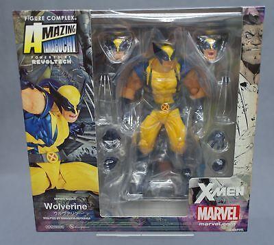 Figure Complex Amazing Yamaguchi No. 005 Wolverine Kaiyodo Japan NEW ***