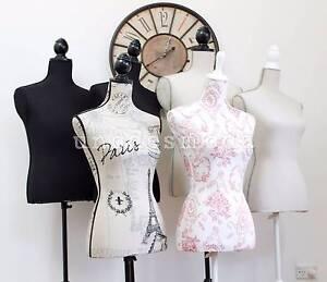 Black Display Female Mannequin Shop Store Window Display Wedding Granville Parramatta Area Preview