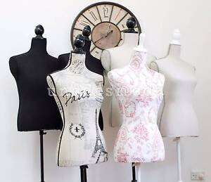 Mannequin Home Shop Window Display Female Male Dress Makers Dummy Granville Parramatta Area Preview