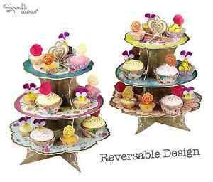 Shabby Chic/Vintage Tea Party Table Decorations/Accessories - Truly Scrumptious