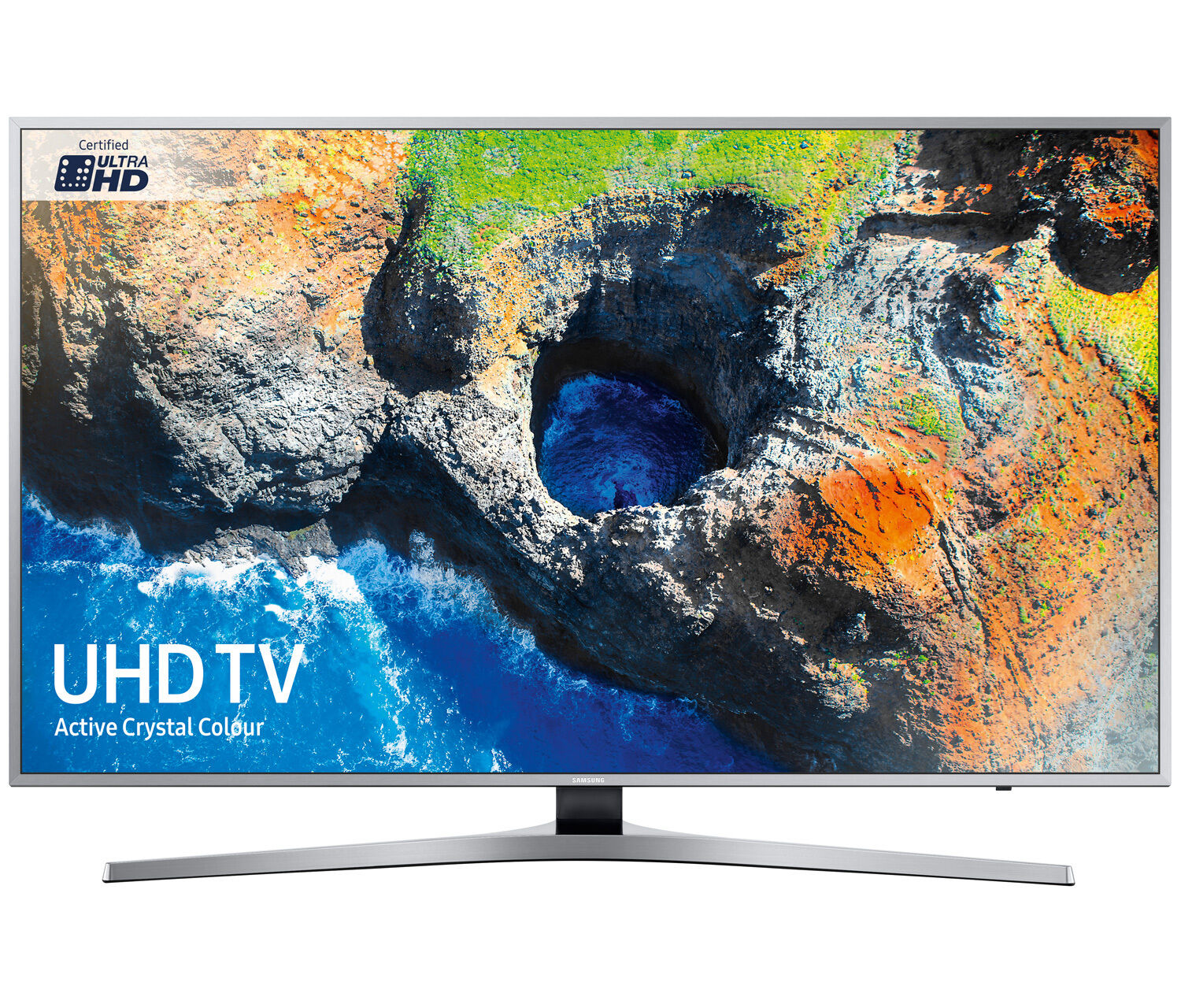 SAMSUNG UE50MU6120 50 inch 4K Ultra HD Smart HDR LED TV TVPlus (March Masdness)