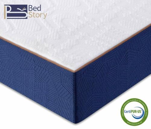 Bedstory 7 Zonen Matratze 140x200x18cm Kaltschaum Orthopädisch Sieben Zonen H3