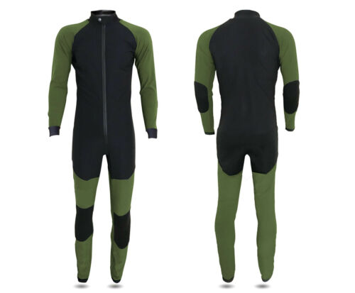 Skydiving jumpsuit Skydrive Product in Military Green Color