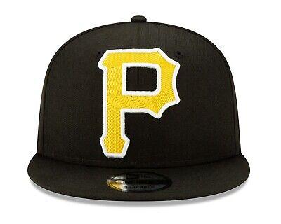 Big Pirate Hat (Pittsburgh Pirates New Era 9Fifty Big XL Logo Threads Adjustable Snapback Hat)