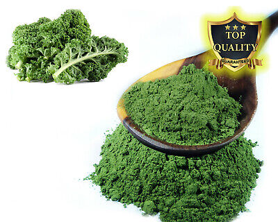 Kale Powder for Smoothies - RAW SUPERFOOD, NATURAL FIBRE - Best