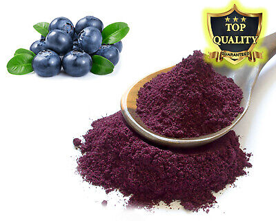 Blueberry Fruit Powder Dried - BEST PRICE!!! - Lollies Jelly Shakes Cake