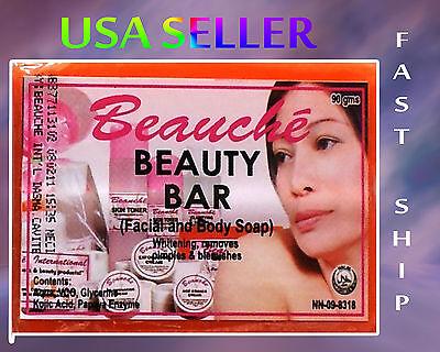 Usa Seller Beauche Intl Kojic Papaya Beauty Soap Bar 90g Buy 5 Get 1 Free