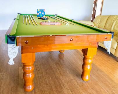 X Pub Timber Table Tall Round With Steel Base Other Furniture - How tall is a pool table