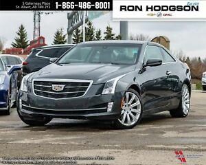 2015 Cadillac ATS Luxury AWD RMT START ROOF LEATHER
