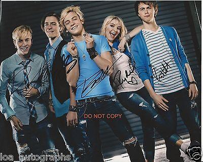 "Pentatonix a cappella band Reprint Signed 11x14/"" Photo #2 RP ALL 5 Members"