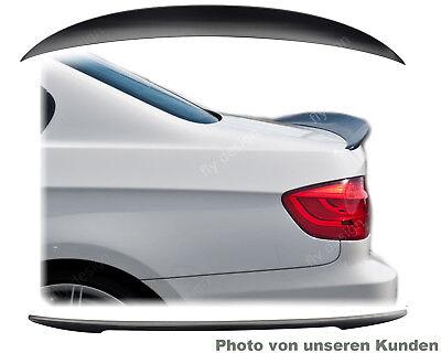 BMW E92 M Sport Tuning Heckspoilerlippe Spoiler *PERFORMANCE Stil* HIGH KICK Lip