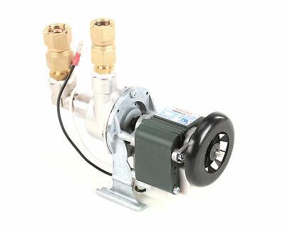 Wilbur Curtis Wc-1037 Pump Water Wfitting 120vac - Free Shipping Genuine Oem