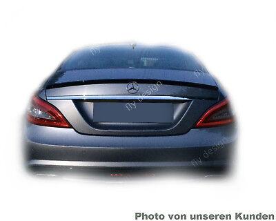 heckspoiler heckflügel passend für Mercedes c218 cls w218 ObsidianSchwarz 197