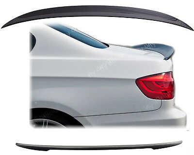 LACKIERT * für BMW E39 Tuning 5er SPOILER M5 Sport Look lip HECKSPOILER FLÜGEL