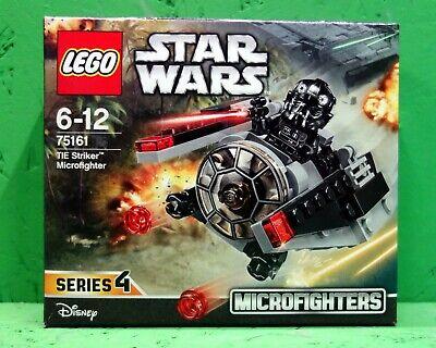 LEGO StarWars 75161 TIE Striker Microfighter, Kinderspielzeug Star Wars Kinder Spielzeug