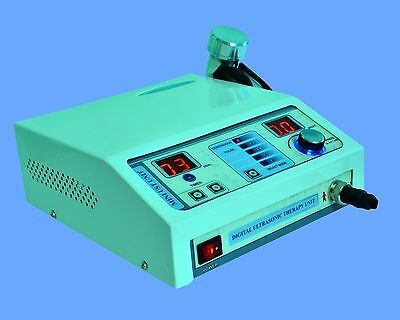 Physiotherapy Ultrasound Therapy Machine 1 Mhz Pain Relief Therapy Deep Unit