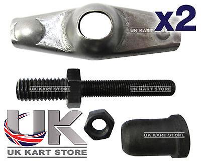 Honda Prokart GX160 / GX200 Rocker Arm Kit Complete x 2 UK KART STORE