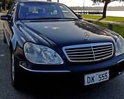 2000 Mercedes-Benz S500 Sedan Perth Perth City Area Preview
