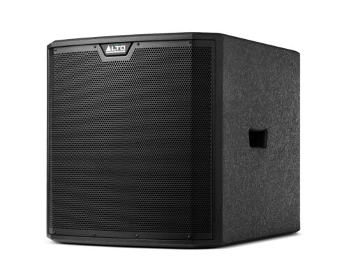 Alto Professional TS315S 2000-Watt 15-Inch Powered Subwoofer