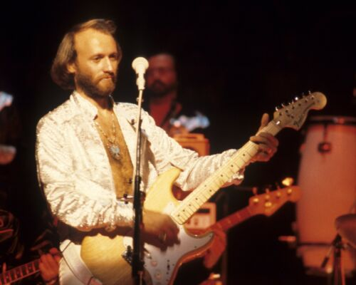 THE BEE GEES - MUSIC PHOTO #30