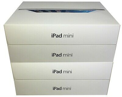 Apple iPad Mini 7.9-inch Black and Slate 16GB Wi-Fi +4G Verizon Open Box/Bundle
