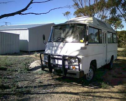 bus or motorhome Wirrulla Streaky Bay Area Preview