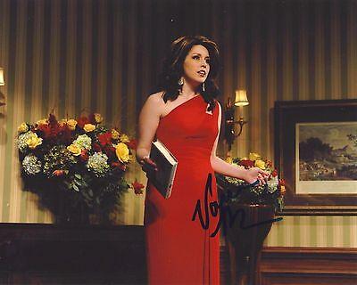 Actress Vanessa Bayer Signed Trainwreck 8X10 Photo 1 Coa Saturday Night Live Snl